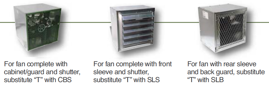 Substitute T with CBS SLS or SLB